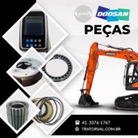 Peças de Reposição para Escavadeiras Doosan Distribuidor Curitiba