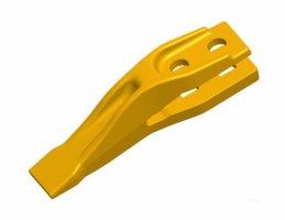Dente Central JCB 531/03205 Unha