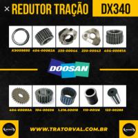 Redutor de Tração para Escavadeiras Doosan DX340