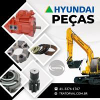 Distribuidor de Peças para Escavadeiras Hidraulicas Hyundai